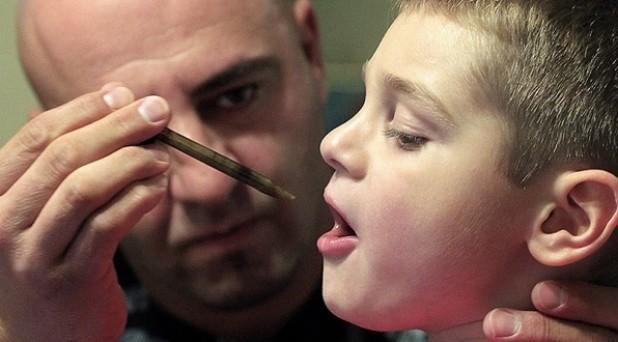 Marihuana Pomaga Dzieciom, CannApteka.pl
